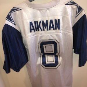 T. Aikman / Dallas Cowboys throwback jersey